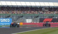 هاميلتون يتصدر التصفيات المؤهلة لسباق السبرينت لجائزة بريطانيا الكبرى