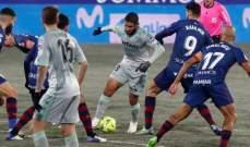 الليغا: ريال بيتيس ينجز المهمة ويتجاوز هويسكا بهدفين