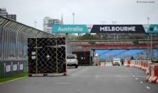 مرسيدس تجري تعديلات على السيارة قبل سباق استراليا