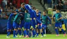 يورو الشباب تحت 21 عاما : ايطاليا تفوز على الدنمارك