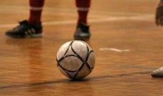 كرة صالات: تعادل بلدية الغبيري والشويفات