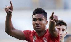 كاسيميرو : مستاء من الخسارة امام ريال سوسييداد