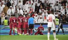 المعز علي : نريد الفوز بلقب كأس اسيا