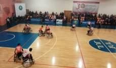 خاص: مشاهدات من المباراة النهائية لبطولة حنا لحود الدولية لكرة السلة للكراسي المتحركة