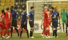 دوري نجوم قطر: ثلاثية كشمرزي تمنح العربي فوزا مهما على السيلية