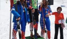 بطولة التزلج الألبي لفئة الأولاد