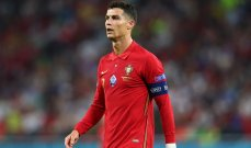 رونالدو وتشيك الاكثر تسجيلاً قبل نهاية يورو 2020