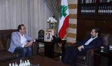 لقاء بين الحريري وبدر لحل مشكلة الانصار