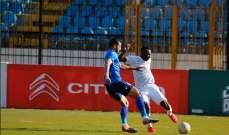 الدوري المصري: تعادل بيراميدز وثلاثية لطلائع الجيش