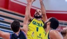 البطولة العربية: بيروت يسقط امام الجزيرة المصري بفارق 3 نقاط
