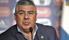 رئيس الاتحاد الارجنتيني يؤكد ان هدف التانغو المقبل سيكون من دون ميسي