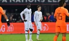 سيسوكو : المنتخب الفرنسي افتقد للصلابة امام هولندا