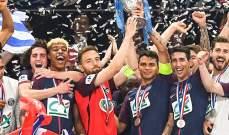 باريس سان جيرمان يتقدم في التسجيل على باقي الفرق في الدوريات الاوروبية