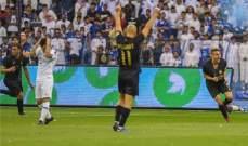 خاص: سيناريو جنوني أهدى النصر نقاط ديربي الرياض أمام الهلال وخطف منه صدارة الدوري السعودي