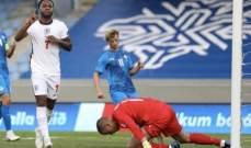 منتخب انكلترا مهدد بخسارة مباراته امام ايسلندا والسبب قواعد كورونا