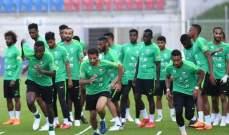 مدرب السعودية يعلن قائمته النهائية للمونديال بعد ودية ايطاليا