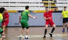 نهائي قطري في البطولة العربية للاندية لكرة اليد