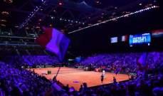 كأس ديفيس : كرواتيا تحرز اللقب على حساب فرنسا