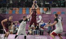 اولمبياد طوكيو: فضيتان لروسيا في مسابقة كرة السلة 3 ضد 3