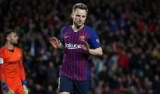راكيتيتش لا يفكر بالرحيل عن برشلونة ويؤكد على ما قاله ميسي