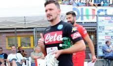 وكيل ماريو روي يؤكد بقاءه في نابولي