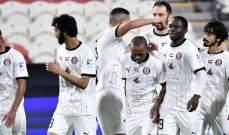 ترتيب الدوري الإماراتي بعد نهاية الجولة 9 : الجزيرة يخطف الوصافة واتحاد كلباء يصل المربع