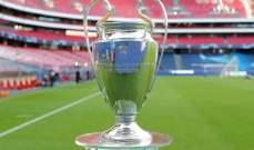 دوري أبطال أوروبا: الاتحاد القاري يدرس دورا افتتاحيا من عشر مباريات