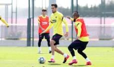 قرار جديد لـ برشلونة بعد تأجيل مباريات الليغا