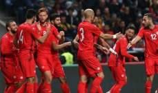 تونس تكتفي بالتعادل امام تركيا والجماهير تقتحم الملعب