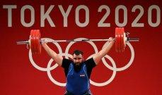 أولمبياد طوكيو: الرباع السوري معن أسعد يهدي بلاده ميدالية برونزيّة