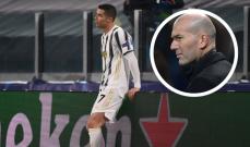 زيدان عن عودة رونالدو إلى ريال مدريد: نعم هذا أمر محتمل