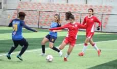 بطولة السيدات: نجوم الرياضة يتغلب على الإخاء ويواصل التقدّم