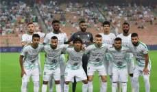الدوري السعودي: الأهلي يتخطى الرائد بثنائية