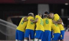 باولينيو: ما قدمناه يؤكد أننا قادرون على الفوز بالذهب