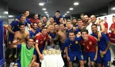 بارترا يعلق على تاهل المنتخب الاسباني الى كأس العالم