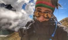 خاص- ماريا صادق: تجربة الجري في جبال الافاريست كانت فريدة من نوعها