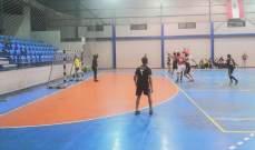 اشتعال المنافسة في الدوري اللبناني لكرة اليد