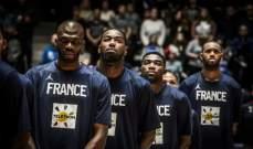 تصفيات كاس العالم لكرة السلة : تأهل فرنسا وفوز روسيا