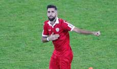 اللبناني هلال الحلوة ضمن الاوائل في بطولة كأس آسيا