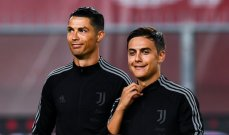 نيدفيد: رونالدو وديبالا باقيان مع يوفنتوس