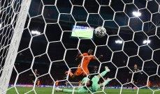 حارس النمسا حاول امام هولندا وفشل في المحافظة على شباكه نظيفة