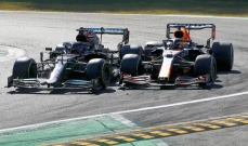 ترتيب السائقين بعد انتهاء جائزة ايطاليا الكبرى