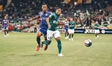 الليغ1: سانت اتيان يعزز موقعه بفوز مثير امام تولوز
