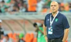 أهلي جدّة السعودي يعلن عن فسخ عقد مدربه غروس