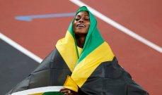 لقاء باريس لألعاب القوى: تومسون- هيراه أولى في سباق 100 متر