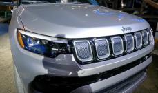 Jeep تحضر سيارة Compass الجديدة