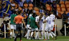الكأس الذهبية 2019: كوراساو المتواضعة تقصي هندوراس