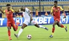 كأس امم افريقيا: بنين تخطف التعادل من غانا