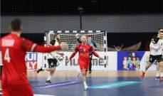مونديال اليد: مدرب سويسرا راض عن الفوز امام النمسا