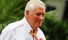 سيموندز يتكلم عن سيطرة مرسيدس على الفورمولا 1